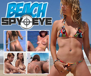 Hottest pics and vids from nude beaches! Nudists does't know that they filmed.