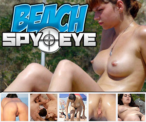 Beach Spy Eye is watchful!