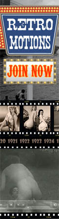 Retro Motions unique black-and-white sex movies and photos archive!