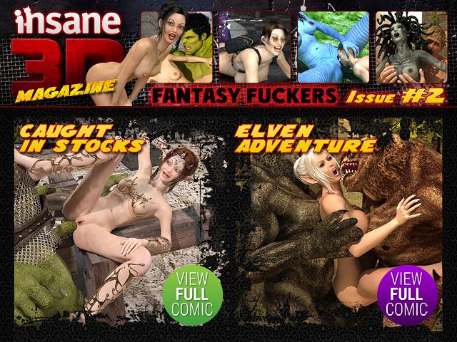 Fantasy Fuckers : Insane3D Magazine