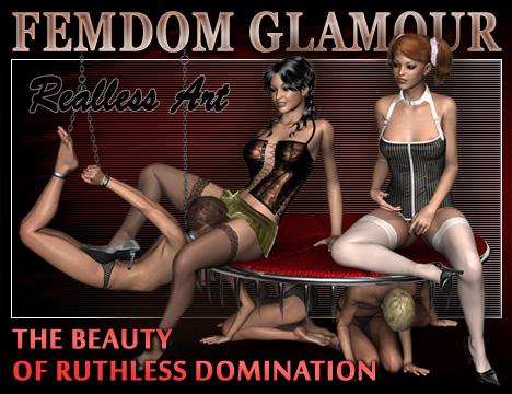 Femdom Glamour
